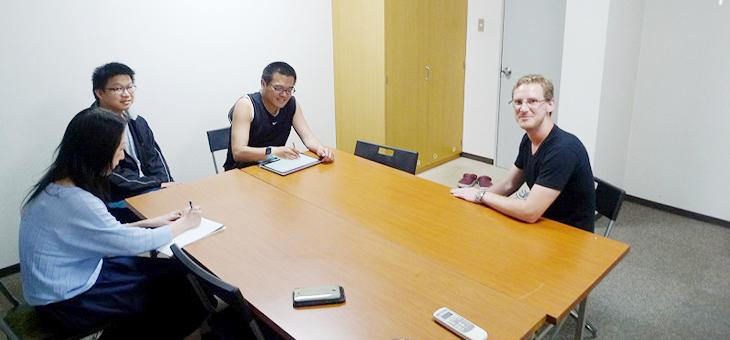 英語教室開催2!@DKハウス神戸